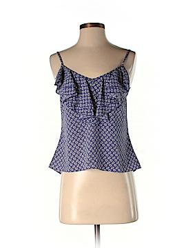 Hy & Dot Sleeveless Blouse Size XS