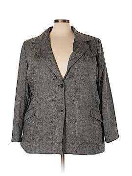 Coldwater Creek Silk Blazer Size 24W (Plus)