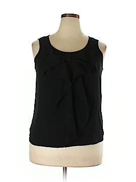 Lauren Conrad Sleeveless Blouse Size XL