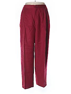 Giorgio Sant'Angelo Wool Pants Size 24 (Plus)