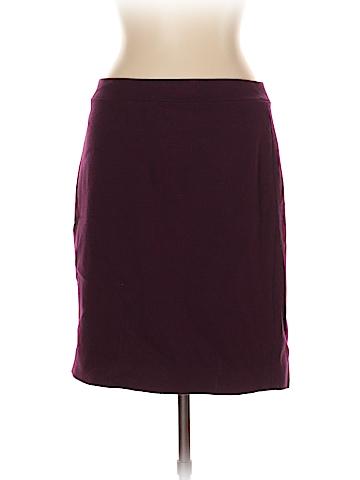 J. Crew Factory Store Wool Skirt Size 10