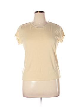 Sigrid Olsen Short Sleeve T-Shirt Size XL