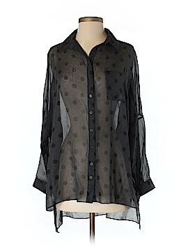 Yumi Long Sleeve Blouse Size 2