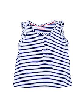 Mini Boden Sleeveless T-Shirt Size 5 - 7