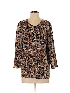 Laura Ashley Silk Cardigan Size S