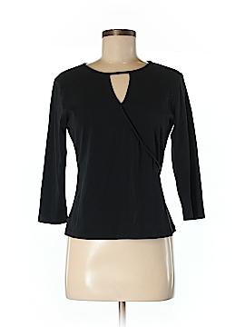 Sarah Spencer 3/4 Sleeve Top Size M
