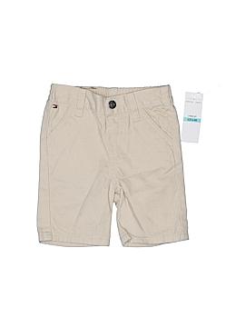 Tommy Hilfiger Khaki Shorts Size 6-9 mo
