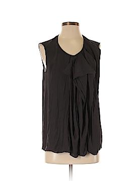 HUGO by HUGO BOSS Sleeveless Silk Top Size 4
