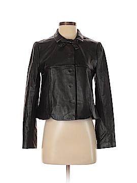 Raoul Leather Jacket Size 4