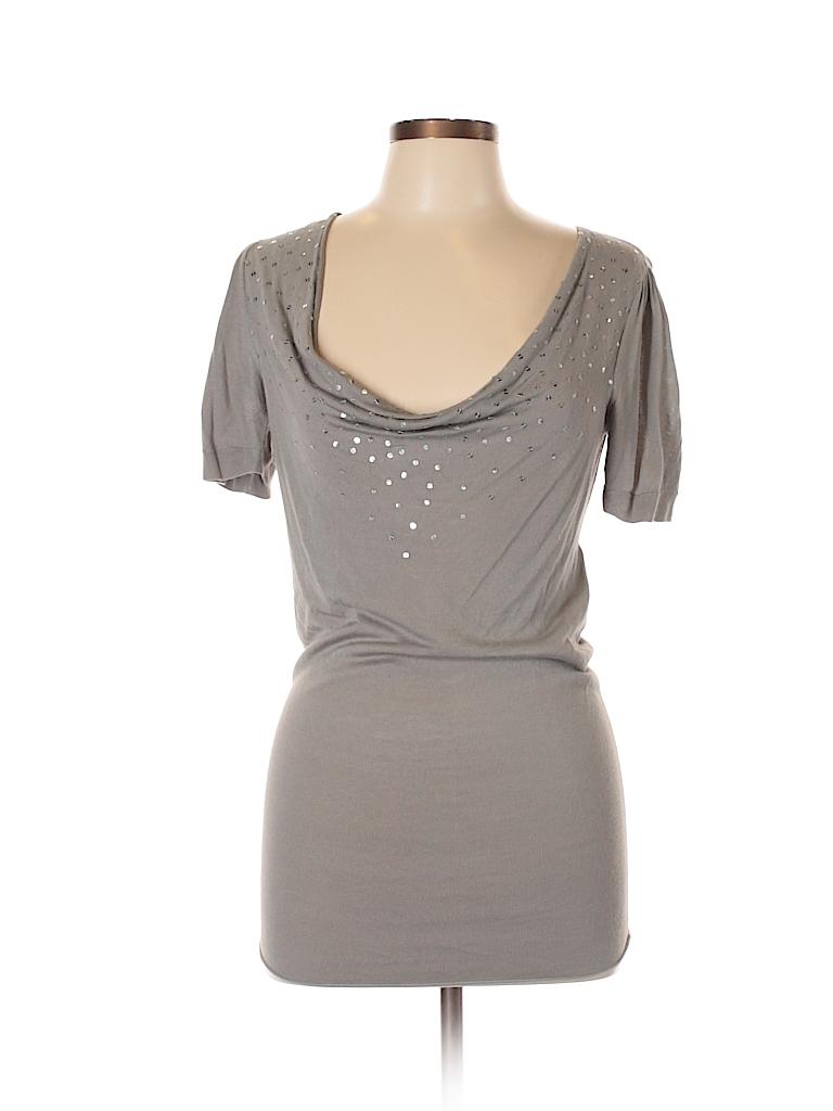 Kookai Women Short Sleeve Top Size Med (2)