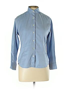 Paul Stuart Long Sleeve Button-Down Shirt Size 10