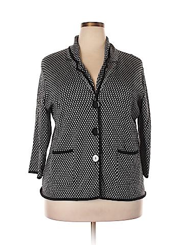 JM Collection Jacket Size 2X (Plus)
