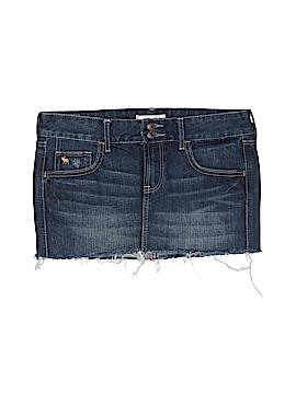 Abercrombie Denim Skirt Size 16