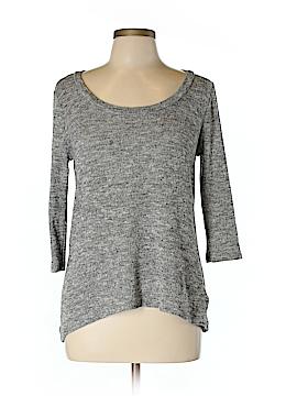 Sparkle & Fade Pullover Sweater Size L