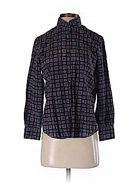 Paul Stuart Long Sleeve Button-Down Shirt Size 8