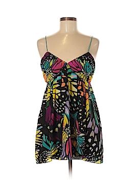 Catherine Malandrino Sleeveless Silk Top Size 8