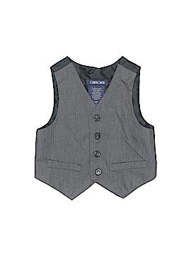 Cherokee Tuxedo Vest Size 12 mo