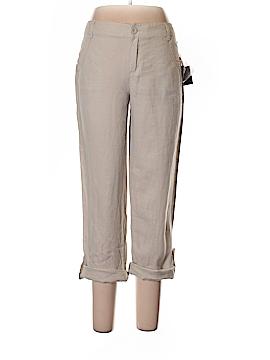 Cynthia Rowley for T.J. Maxx Linen Pants Size 10