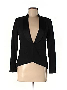 Twin-Set Simona Barbieri Wool Blazer Size 42 (IT)