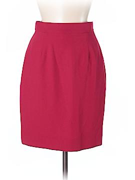 Griffith Gray for St. John Wool Skirt Size 4