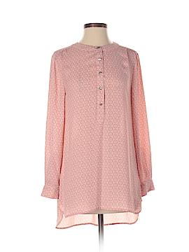 CeCe Long Sleeve Blouse Size S