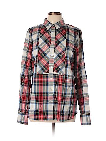 J. Crew Long Sleeve Button-Down Shirt Size 12 (Tall)