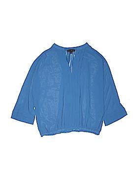 Willi Smith 3/4 Sleeve Blouse Size M