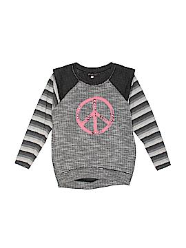 Hannah Banana Pullover Sweater Size 8