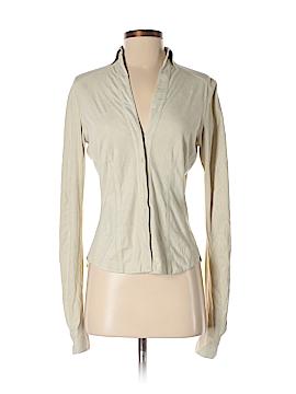 Byron Lars Beauty Mark Long Sleeve Button-Down Shirt Size 6