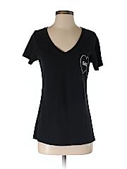 Black Matter Women Short Sleeve T-Shirt Size M