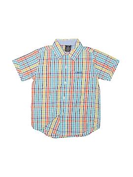 IZOD Short Sleeve Button-Down Shirt Size 4T