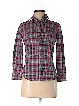So Nikki... Long Sleeve Button-Down Shirt Size M