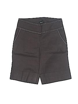 Bebe Khaki Shorts Size 0