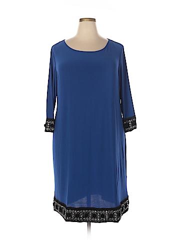 Tiana B. Casual Dress Size 20 (Plus)