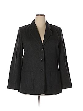Eddie Bauer Wool Coat Size XL
