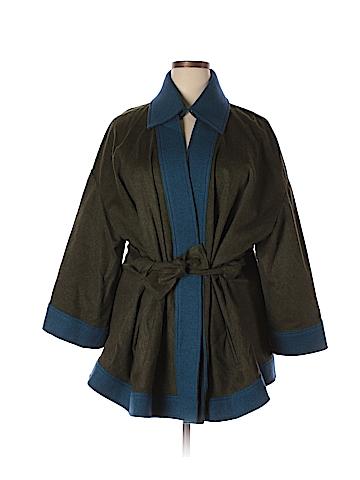 Chanel Wool Coat Size 50 (EU) (Plus)