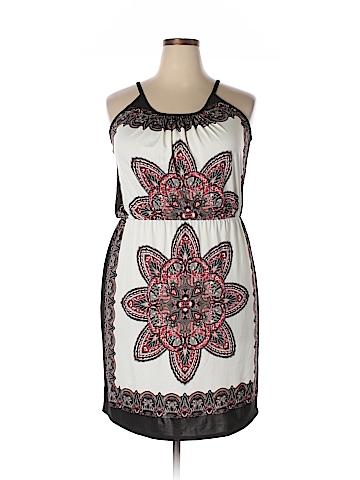 Ellen Parker Casual Dress Size XL