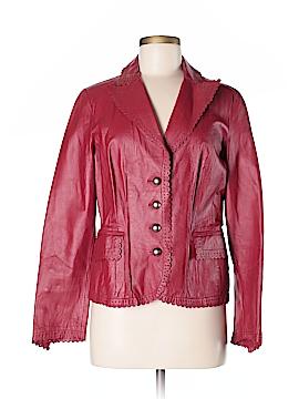 Cami Leather Jacket Size 8