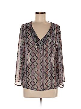 Teenplo 3/4 Sleeve Blouse Size M