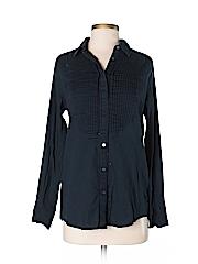 Gap Women Long Sleeve Blouse Size S