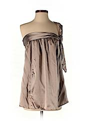 Kooba Women Sleeveless Silk Top Size P