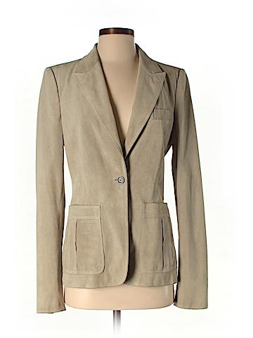 Gucci Leather Jacket Size 44 (IT)