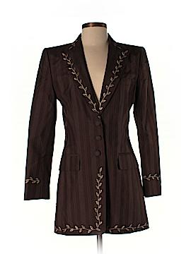 RENA LANGE Silk Blazer Size 38 (EU)