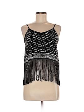 H&M Loves Coachella Sleeveless Blouse Size 8