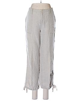 Eddie Bauer Linen Pants Size 6