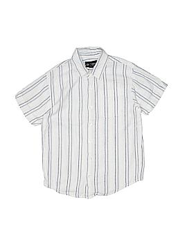 Claiborne Short Sleeve Button-Down Shirt Size 7X