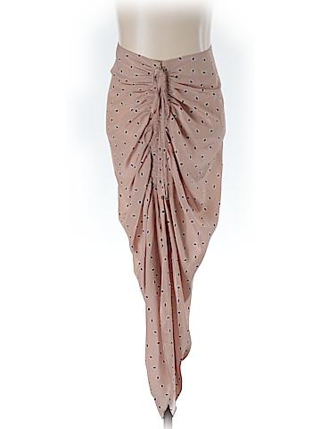 Veronica Beard Silk Skirt Size 0