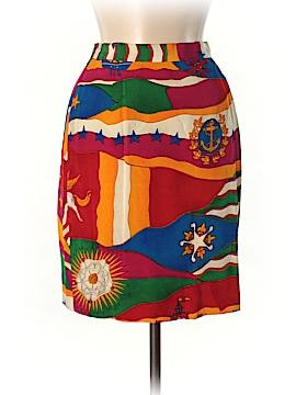 Albert Nipon Silk Skirt Size 4