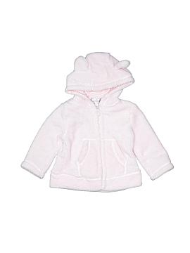 Quiltex Fleece Jacket Size 3-6 mo