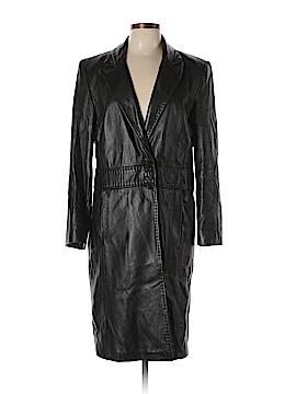 Marvin Richards Leather Jacket Size 10